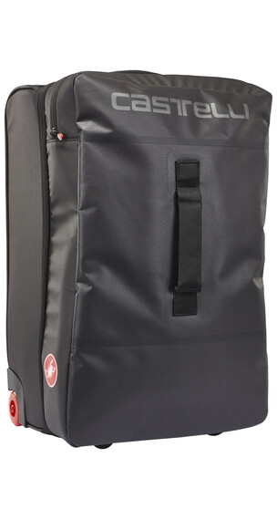 Castelli Rolling Travel Bag black